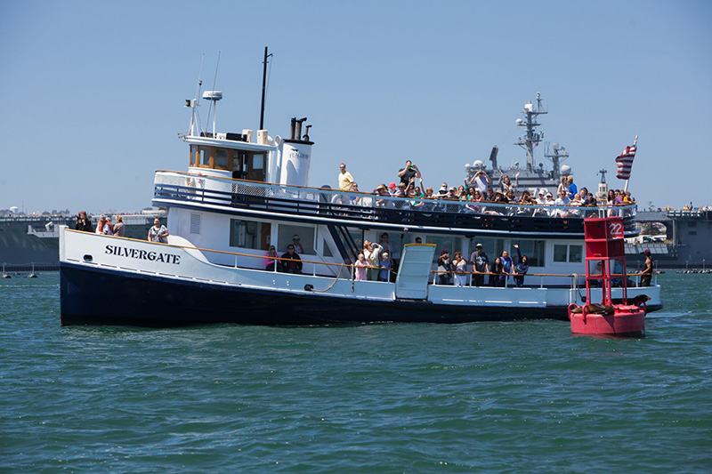 San Diego Coronado Ferry Flagship Cruises Amp Events