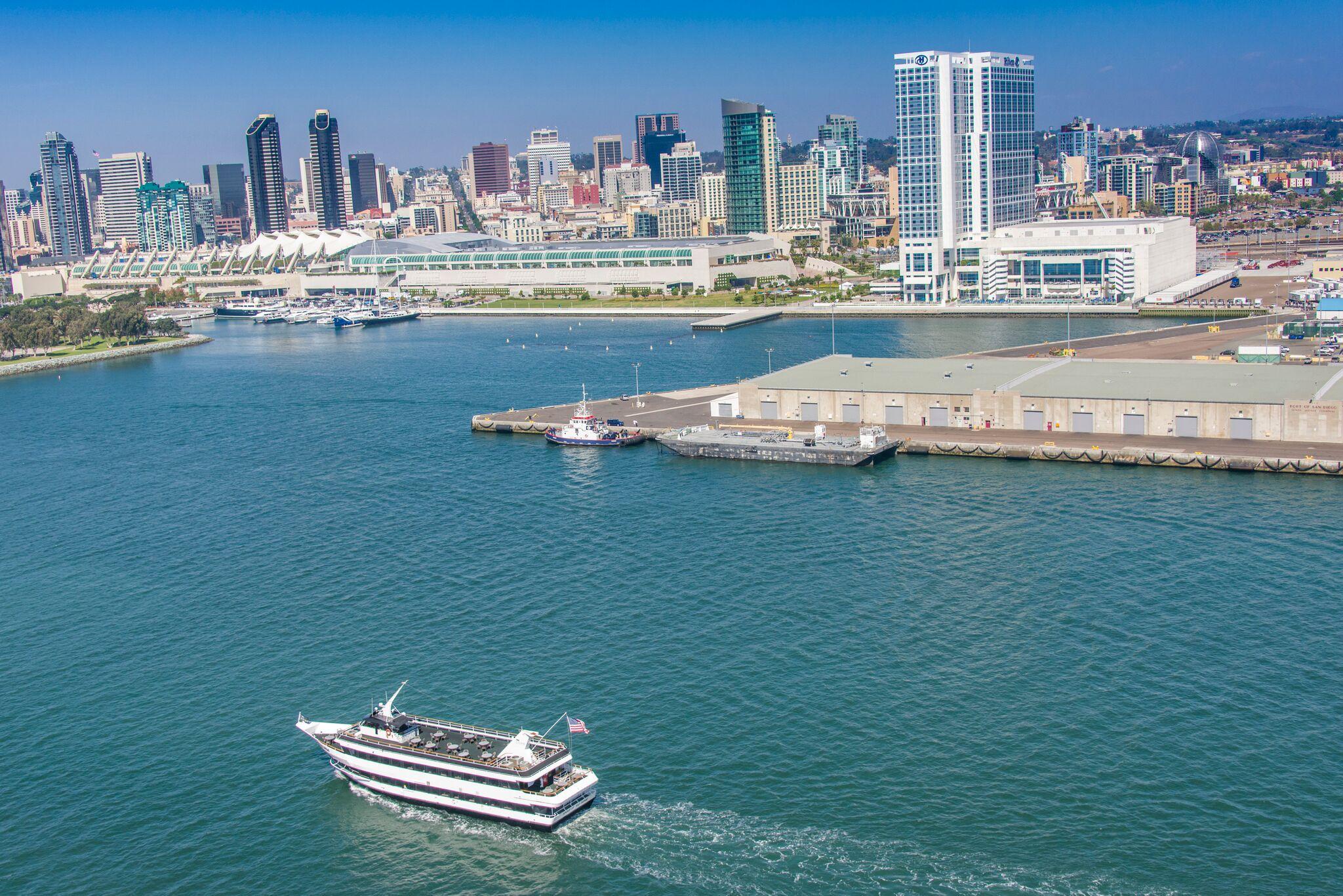 Tours From Boston Harbor