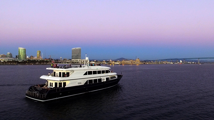 San Diego Valentine S Day Dinner Cruise Flagship Cruises Amp Events