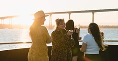 Spirits at Sunset Cocktail Cruise