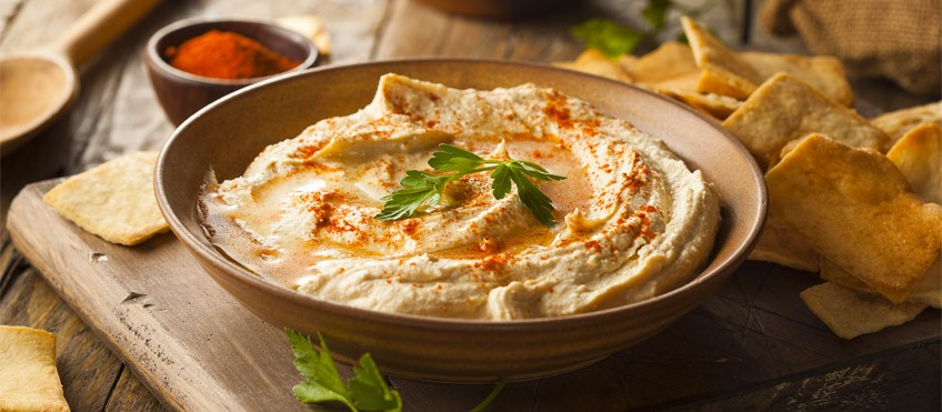 Make Your Own Hummus!
