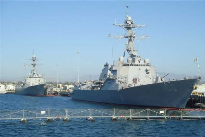 See Cruisers and Destroyers