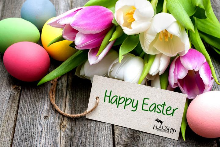 Happy Easter from Flagship