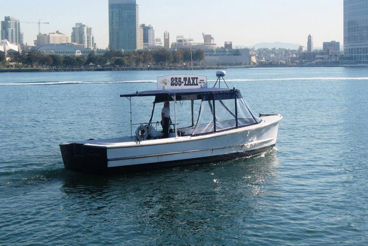 Downtown San Diego Water Taxi