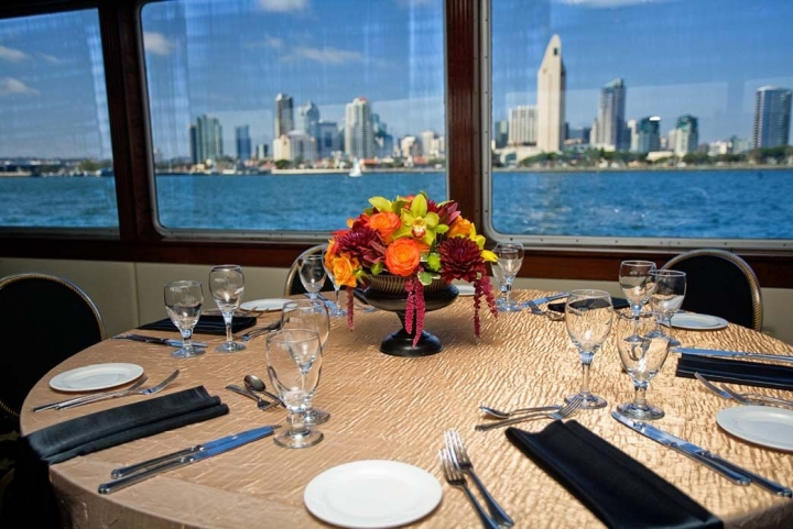 Birthdays Are Better On The San Diego Bay Quinceaneras With A View Majestic Views Of Downtown