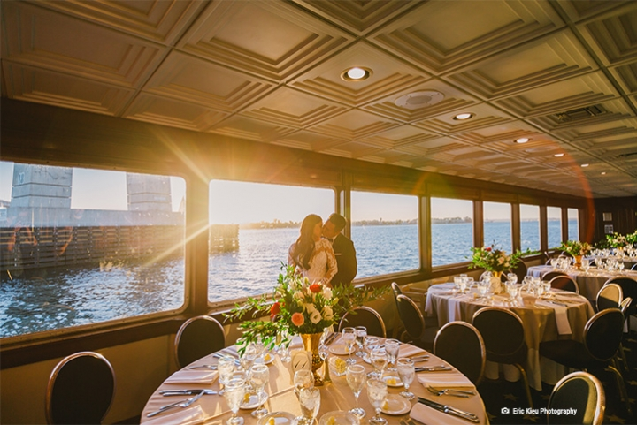 Yacht weddings in san diego flagship cruises events day or night weddings on the san diego bay junglespirit Image collections