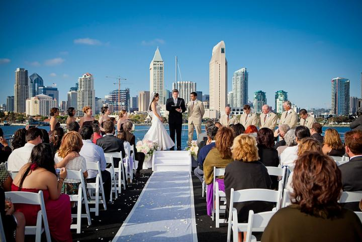 Weddings  San Diego  Flagship Cruises Amp Events