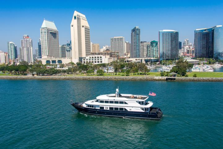 San Diego Private Yacht Charters for Birthdays Anniversaries