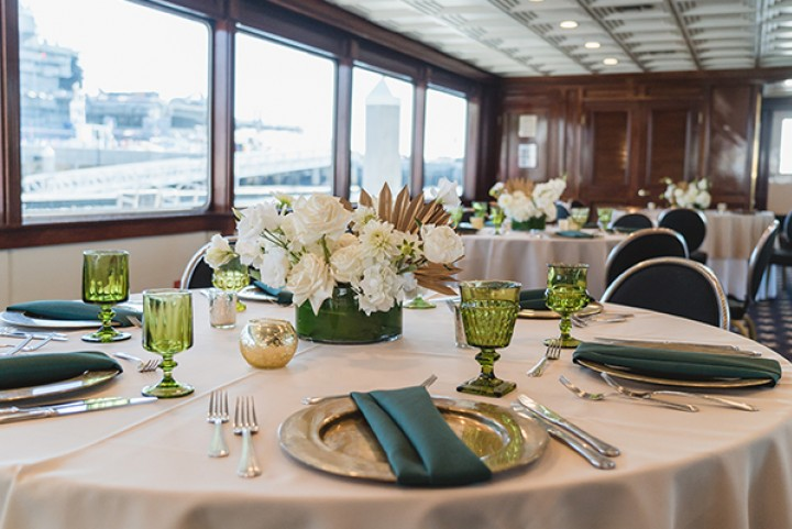 Dream Weddings on the California Princess