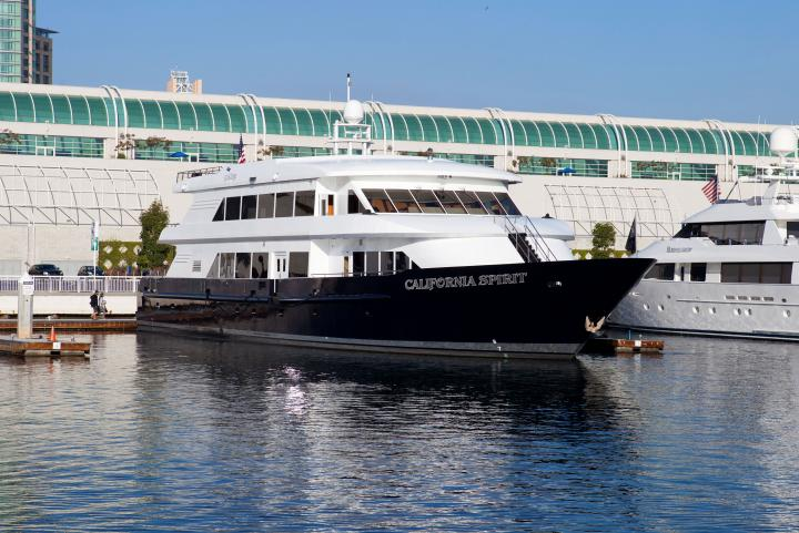 Ideal Yacht for Corporate Events