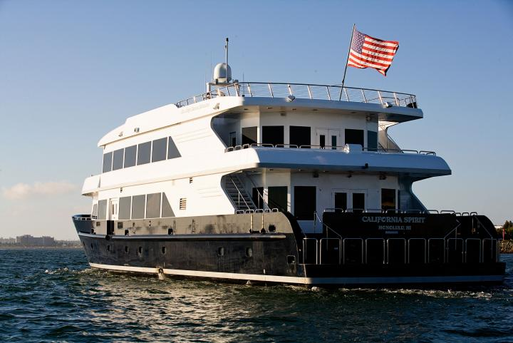 Ideal Yacht for Private Parties