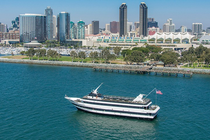 Spirit of San Diego Ideal for Corporate Events