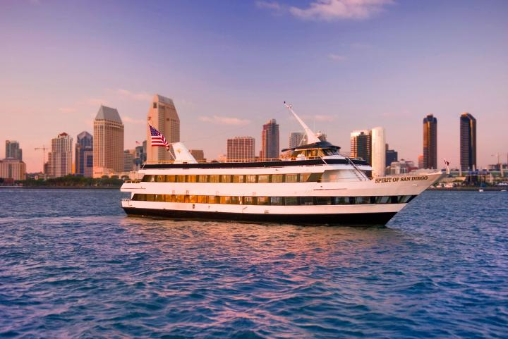 The Spirit of San Diego us ideal for Weddings