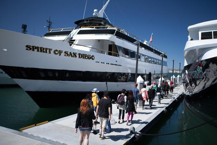 Spirit Of San Diego Flagship Cruises Amp Events