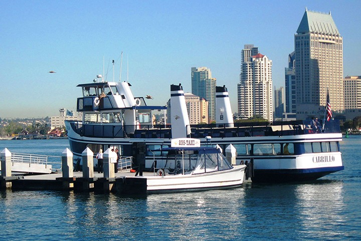 Take the Glorietta to Coronado Island