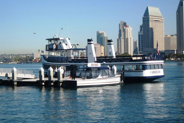 Take the Glorietta to Downtown San Diego