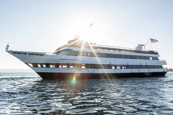 Spirit of San Diego of Flagship Cruises & Events