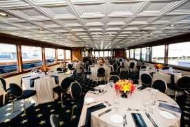 Company Anniversaries on a Private Yacht
