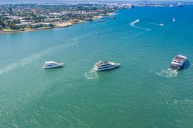 Chose Between Public or Private Cruises