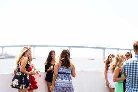 Take Your Holiday Party to the San Diego Bay