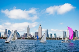 Bat mitzvahs are better on the San Diego Bay
