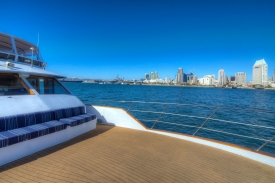 Charter your private yacht