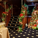 Christmas on a Luxury Yacht