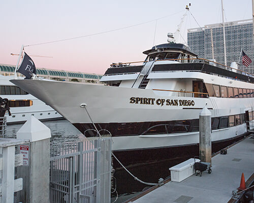Spirit of San Diego
