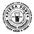 Mini Pizza Port Brewing Company Logo