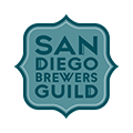 Mini San Diego Brewers Guild Logo