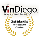 Vin Diego Best Chef