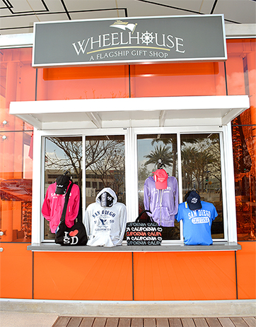 Wheelhouse Gift Shop